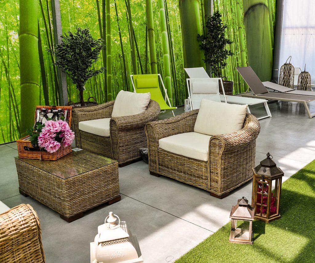 Arredamento giardino for Mobili giardinaggio
