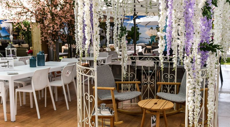 Mobili da giardino Centro Giardinaggio Pellegrini