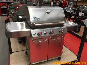 Cerco barbecue weber a gas