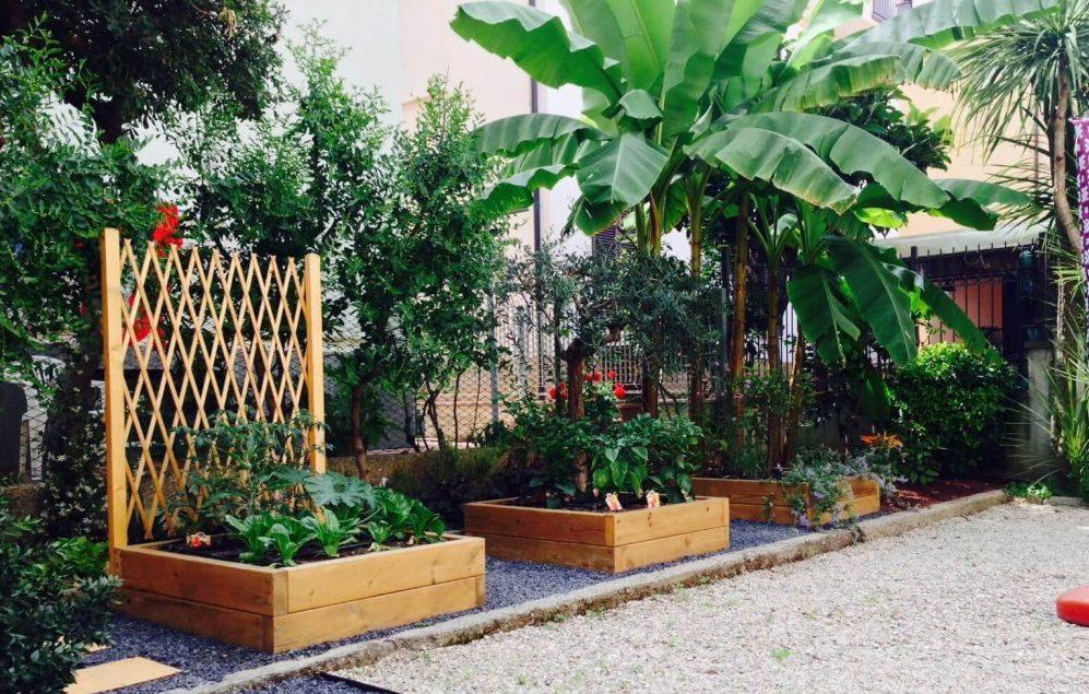 Progettare un giardino 6 regole d oro per giardini da sogno for Esempi di giardini