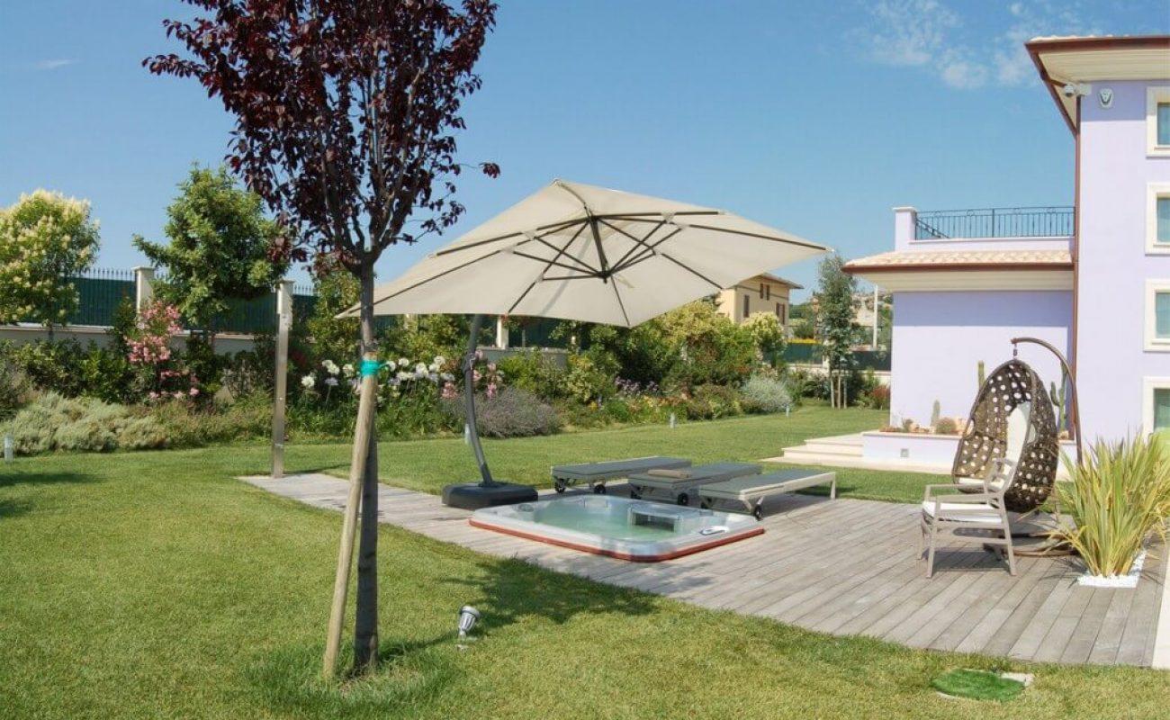 Sistemare Giardino Di Casa progettare un giardino: 6 regole d'oro per giardini da sogno