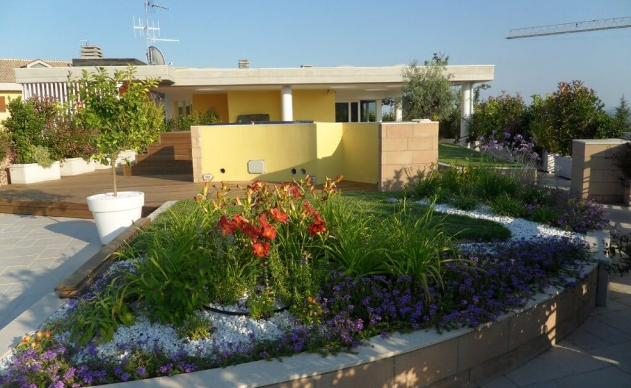 Progettare un giardino ad un passo dal cielo with come - Sistemare un giardino ...