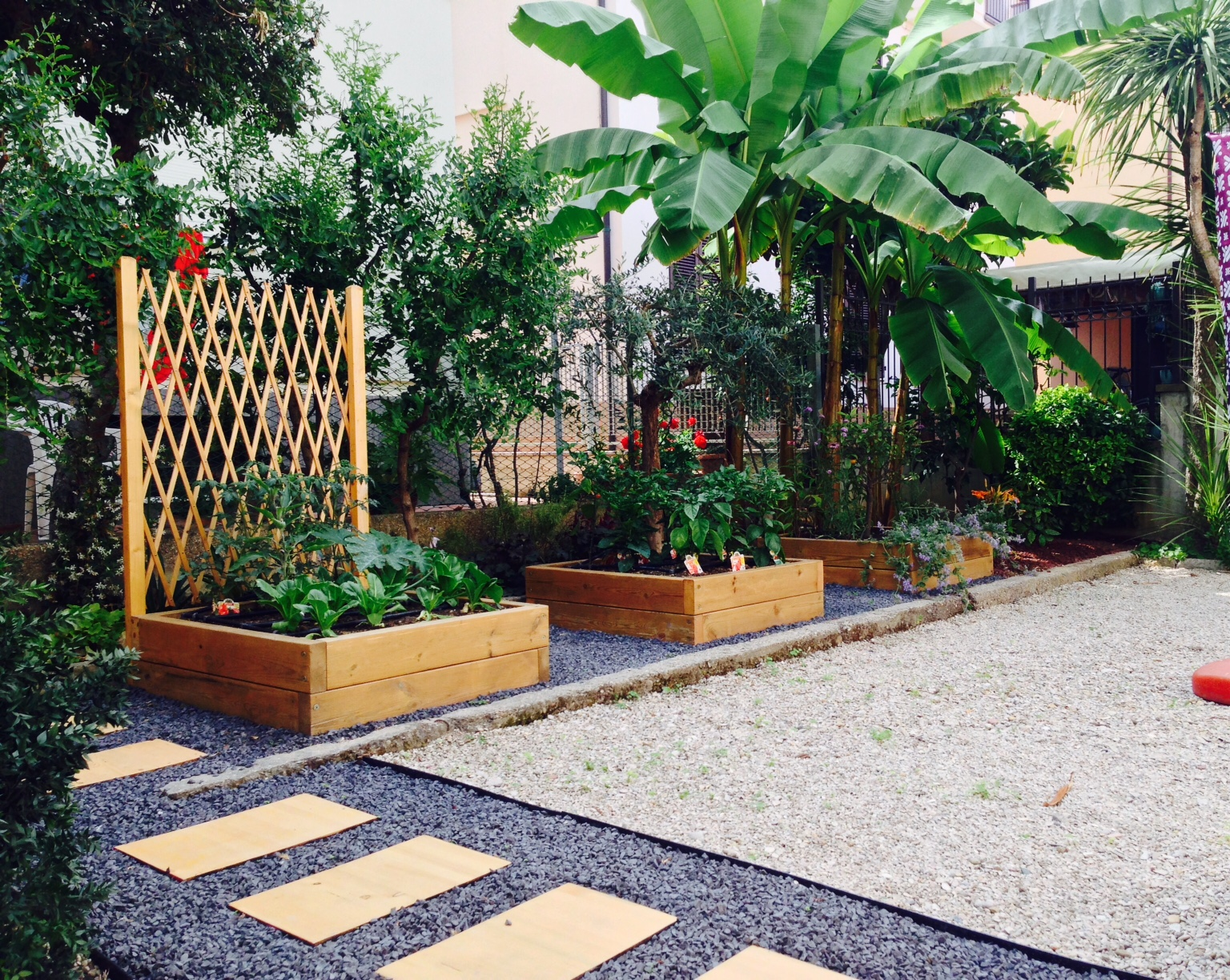 Come realizzare un giardino la parola all 39 architetto for Creare un giardino