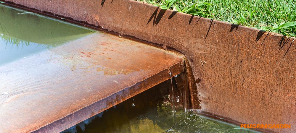 come realizzare un giardino_salto acqua