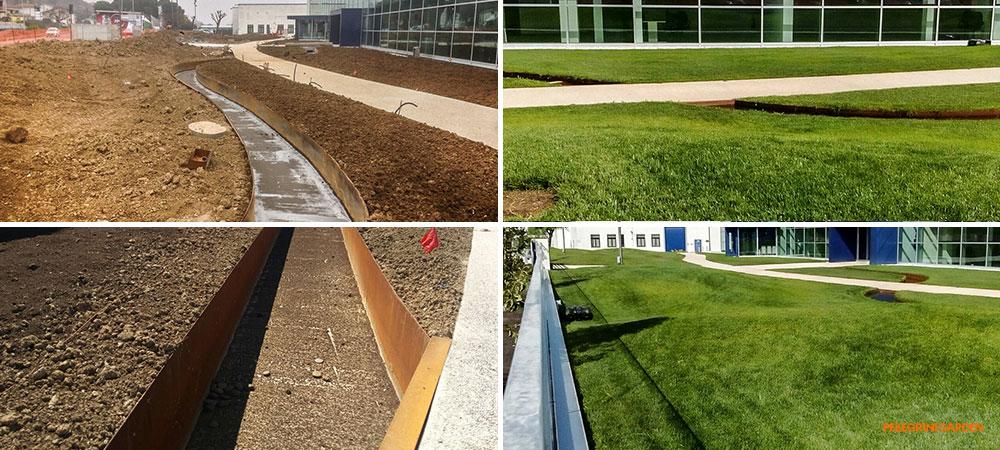 come realizzare un giardino - Melania Calzature i movimenti di suolo
