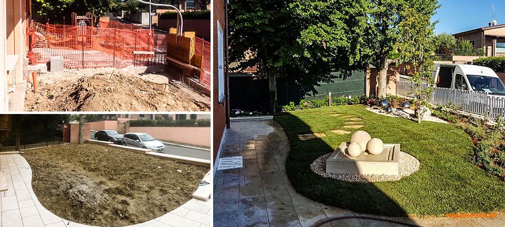 come realizzare un giardino feng shui - le pietre