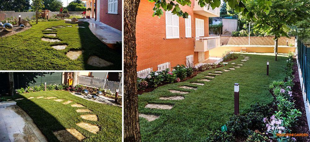 Come realizzare un giardino la parola all 39 architetto - Come realizzare un giardino verticale ...