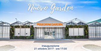 inaugurazione nuovo garden