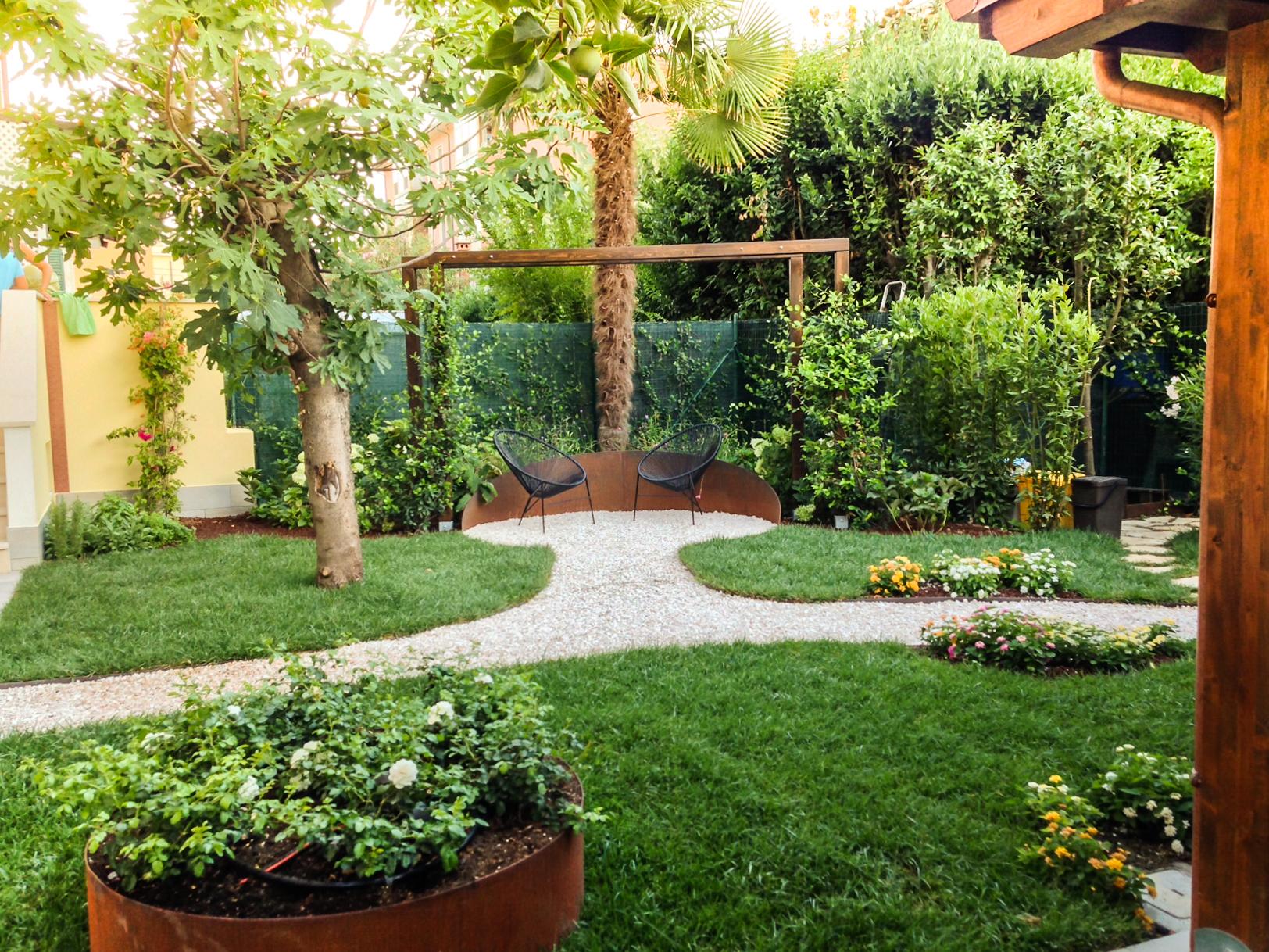 Come realizzare un giardino segreto for Realizzare un giardino