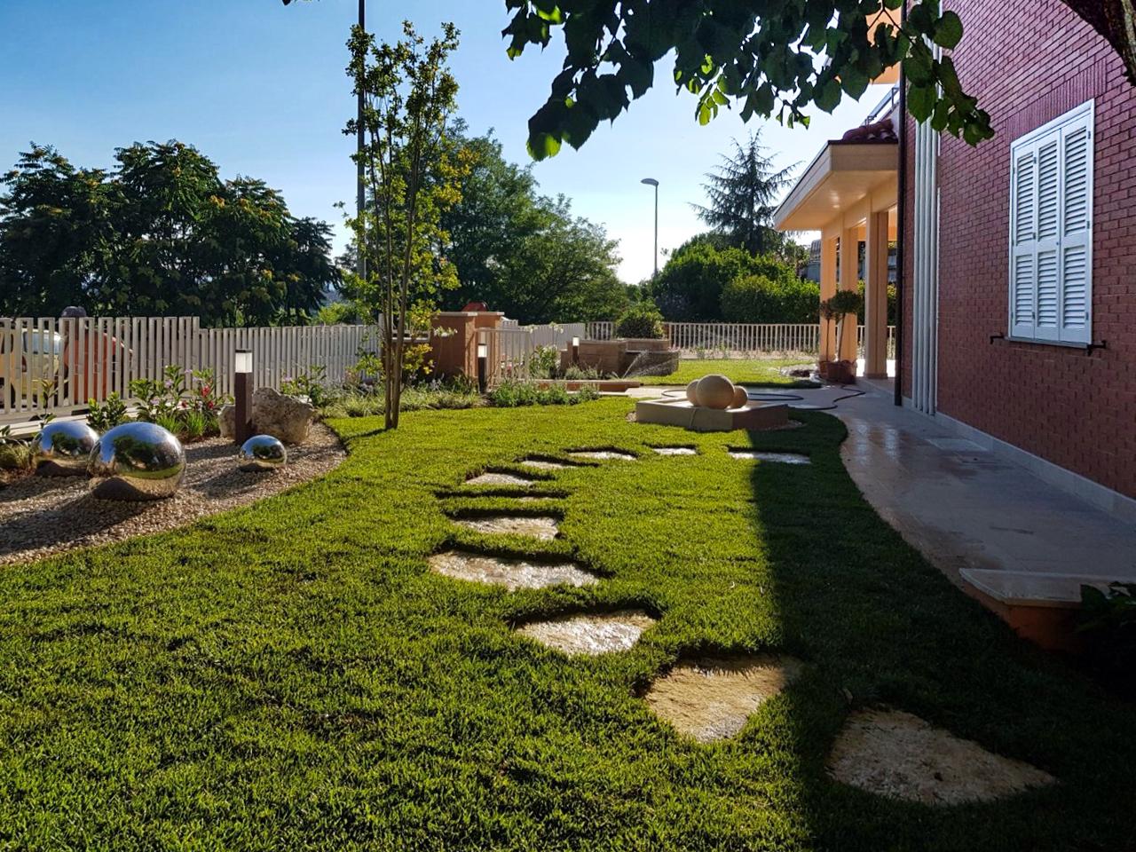 Top Come realizzare un giardino? La parola all'architetto MV22