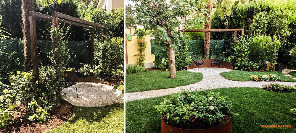 come realizzare un giardino - la realizzazione