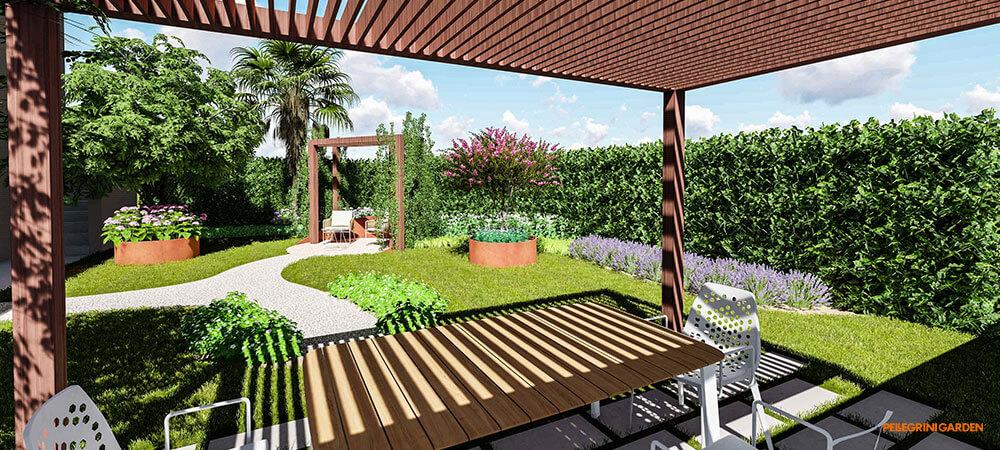 come realizzare un giardino segreto - il progetto