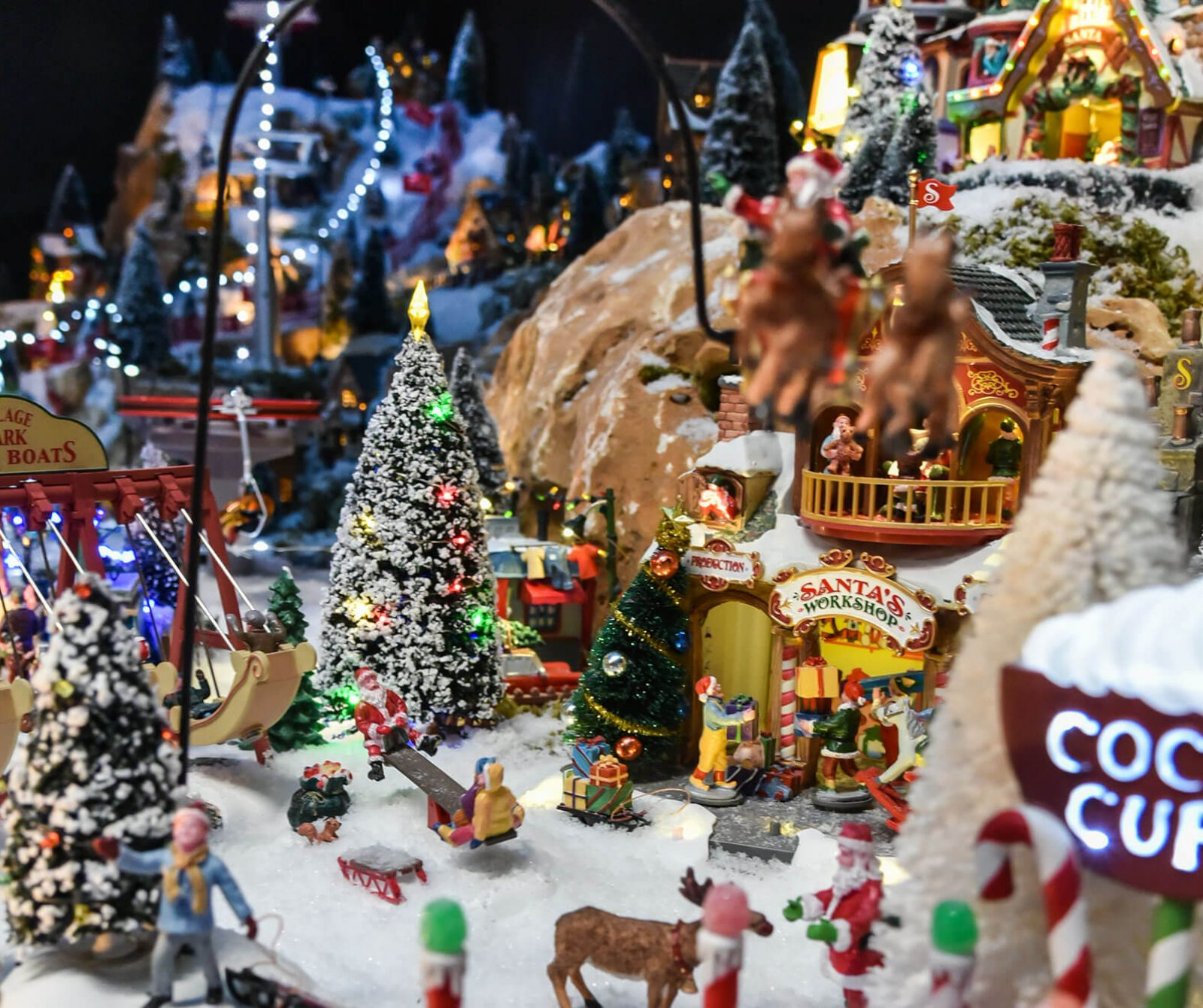 villaggio-di-natale-lemax-santa-claus-shop