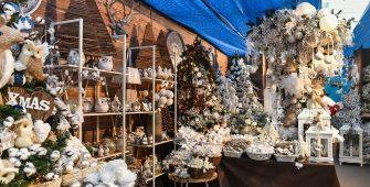 Fiera di Babbo Natale Centro Giardinaggio Pellegrini