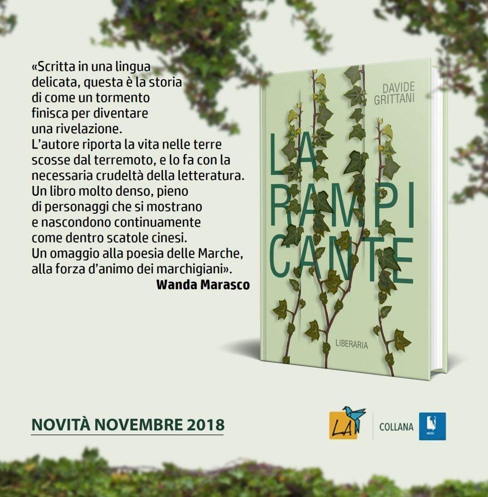 recensione libro La Rampicante at 17.01.23